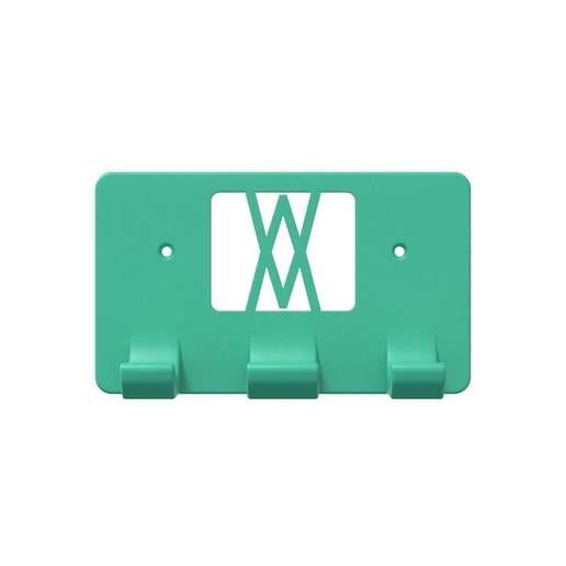 068_01.jpg Download free STL file Wall Holder Chisel Set Tool Box 068 I for screws or peg board • 3D printable model, Wiesemann1893