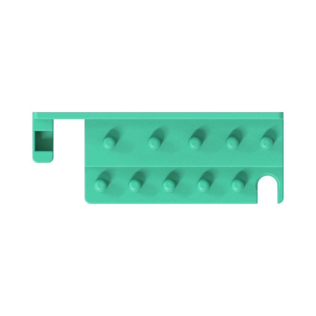 """008_03.jpg Télécharger fichier STL gratuit Support pour jeu de clés à douille 28pcs 1/4"""" avec barre de rallonge et douilles pour support mural 007 • Modèle imprimable en 3D, Wiesemann1893"""