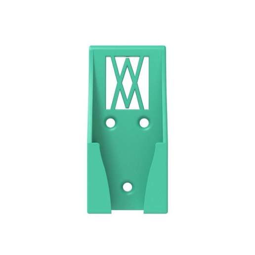 057_01.jpg Download free STL file Small 4-in-1 Ratchet Key Holder (8-13mm) 057 I for screws or peg board • 3D printable template, Wiesemann1893