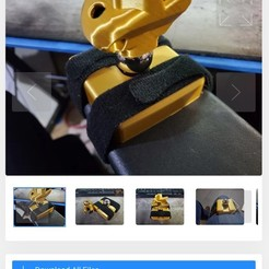 Download free 3D printer files Valve knuckles flight stick, buissonxb