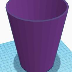 Télécharger fichier STL gratuit Petite poubelle • Modèle à imprimer en 3D, exclamation
