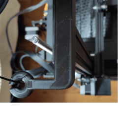 IMG_20200725_140351.png Download STL file Wire guide for Ender 3 and Ender 3 Pro • 3D printable object, jdern