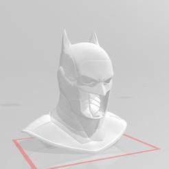 New 52 cowl and neck.jpg Télécharger fichier STL Nouvelle offre de 52 Batman • Objet à imprimer en 3D, EwokSquad183