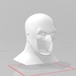 red robin cowl origins.jpg Download STL file Red Robin Bundle • 3D print object, EwokSquad183