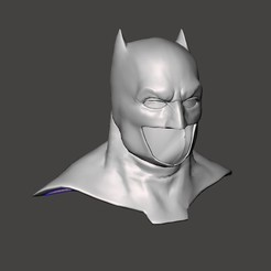 Télécharger plan imprimante 3D DoJ BvS Batman Bundle modèle d'impression 3D, EwokSquad183