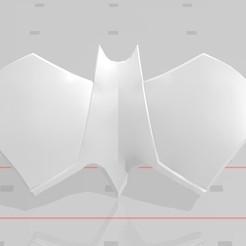 AK Batgirl emblem.jpg Download STL file Arkham Knight Batgirl Bundle • 3D printer object, EwokSquad183