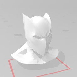 Batman One Million Cowljpg2000.jpg Download STL file Batman One Million Inspired Bundle • Design to 3D print, EwokSquad183
