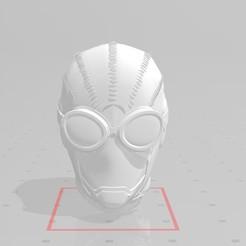 Spiderman Noir Mask 1jpg2000.jpg Télécharger fichier STL Offre groupée inspirée de Spiderman Noir • Plan imprimable en 3D, EwokSquad183