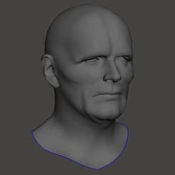Download 3D printer designs Star Wars Head Bundle 4 - Palpatine, Krennic and Snoke, EwokSquad183
