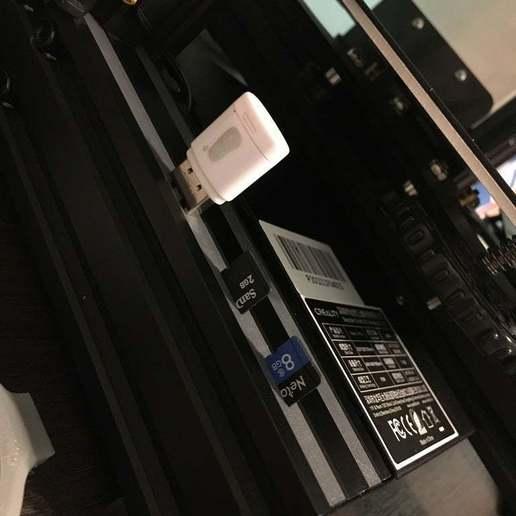 IMG-6023.JPG Télécharger fichier STL gratuit V-SLOT avec carte SD et support USB pour ENDER 3 - par Facu Ricchi • Modèle imprimable en 3D, facuricchi