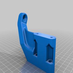 stepper_mount_-_filament_guide_V2.1.png Télécharger fichier STL gratuit Guide des filaments Ender 5 • Modèle pour impression 3D, dj_denzo