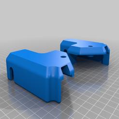cover_linear_rails_back.png Télécharger fichier STL gratuit Ender 5 rail linéaire mod Y axis • Plan pour imprimante 3D, dj_denzo
