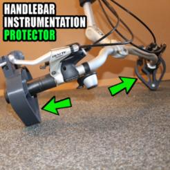 1.1.png Download free STL file Bike Instrumentation Protector (For Maintenance) • 3D printable design, PattysLab