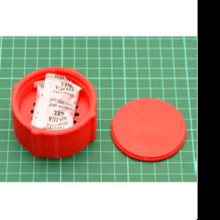 9304202_23c4faf0-7fdb-43d8-8e9c-699a98951e5b_2048_2048.png Télécharger fichier STL Bouchon arrière de l'objectif EF du déshumidificateur Canon • Plan pour imprimante 3D, w3de