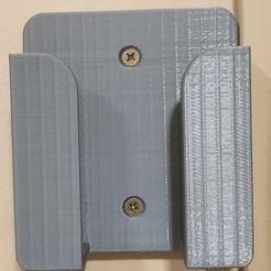 Imagen1.jpg Download STL file Cell phone wall bracket • 3D printing model, pablorodney
