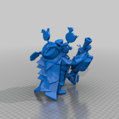 thingiverse.png Download free STL file Dota Sniper Custom • 3D printer object, pr0letar