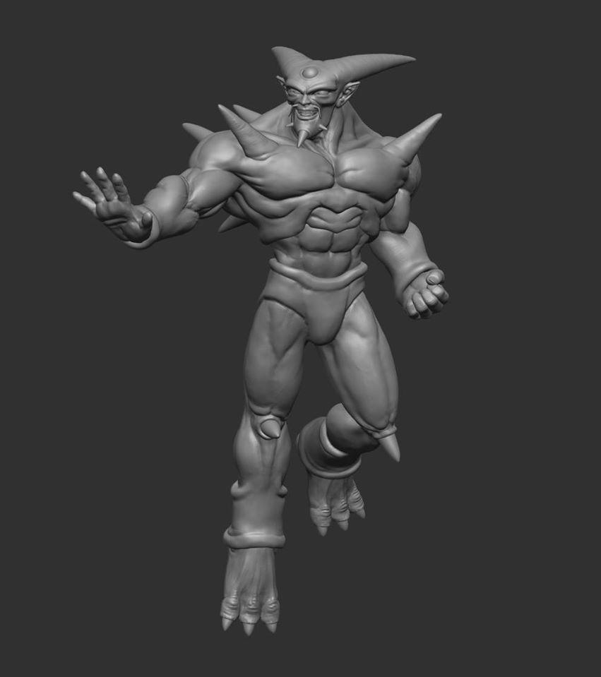 15776865_10154080279742301_8878456033543055983_o.jpg Download STL file Dragon Ball Omega Shenron 3D print model • 3D printer model, digitalcharacters
