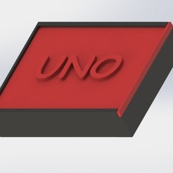 Caja_UNO.jpg Download STL file Box_Game_UNO • 3D printing design, baltxafi