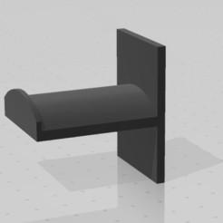 3.jpg Télécharger fichier STL Support pour casque d'écoute • Objet pour impression 3D, Napostam
