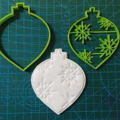 IMG-20201116-WA0004.jpg Download STL file cookie cutter Christmas decoration • Object to 3D print, manuelrosales