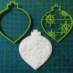 IMG-20201116-WA0004.jpg Télécharger fichier STL décoration de Noël à l'emporte-pièce • Plan imprimable en 3D, manuelrosales