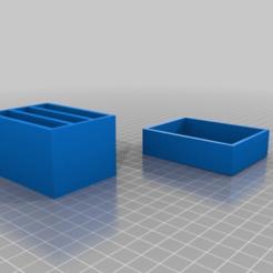 3a45118b50dbed3aa767577e876b4293.png Télécharger fichier STL gratuit Triple batterie Tello • Modèle pour impression 3D, madebotix