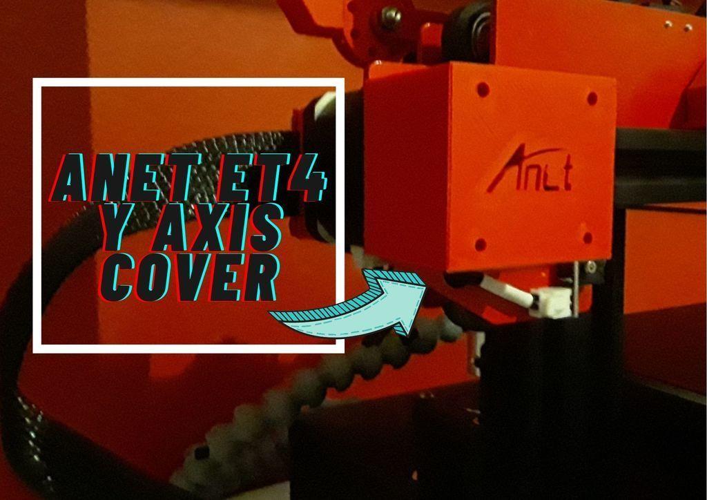 Untitled_design.jpg Télécharger fichier STL gratuit Anet ET4 Axe Y Couverture • Modèle pour impression 3D, madebotix