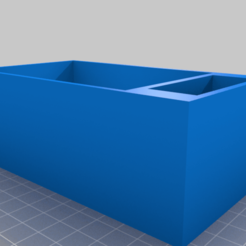 Download free STL file Protective Box for Alcatroz Airmouse 3 • 3D print design, madebotix