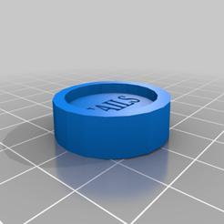 Télécharger fichier STL gratuit Pièce de monnaie Pile et Face • Objet imprimable en 3D, madebotix