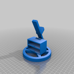Download free STL file Ultimate Tello Holder • Object to 3D print, madebotix