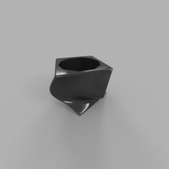 NespressoPodHolder_2020-Jul-11_01-55-00AM-000_CustomizedView26180066880_png.png Télécharger fichier STL Porte-dosette/vase Nespresso • Objet à imprimer en 3D, cjholmes3190