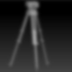 TRIPODE.OBJ Télécharger fichier OBJ Niveau topographique • Modèle pour impression 3D, marcodefaz999