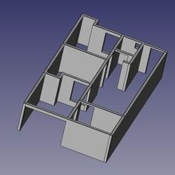 Download 3D model infonavit house, le_lutin