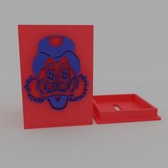 Download 3D model MoneyBox Scrooge McDuck, d4videcip