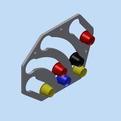 PortaCapsulasCafe_Pared-curvos_005.jpg Télécharger fichier STL PORTE-CAPSULES À CAFÉ (PAROI COURBE X 13) • Plan pour impression 3D, Adrian3D2020