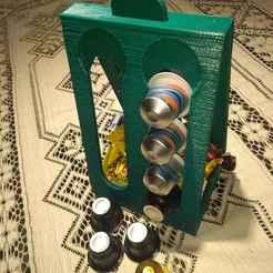 IMG_20201118_145930080.jpg Télécharger fichier STL PORTE-CAPSULES À CAFÉ (TYPE PANIER DE TABLE) • Modèle à imprimer en 3D, Adrian3D2020