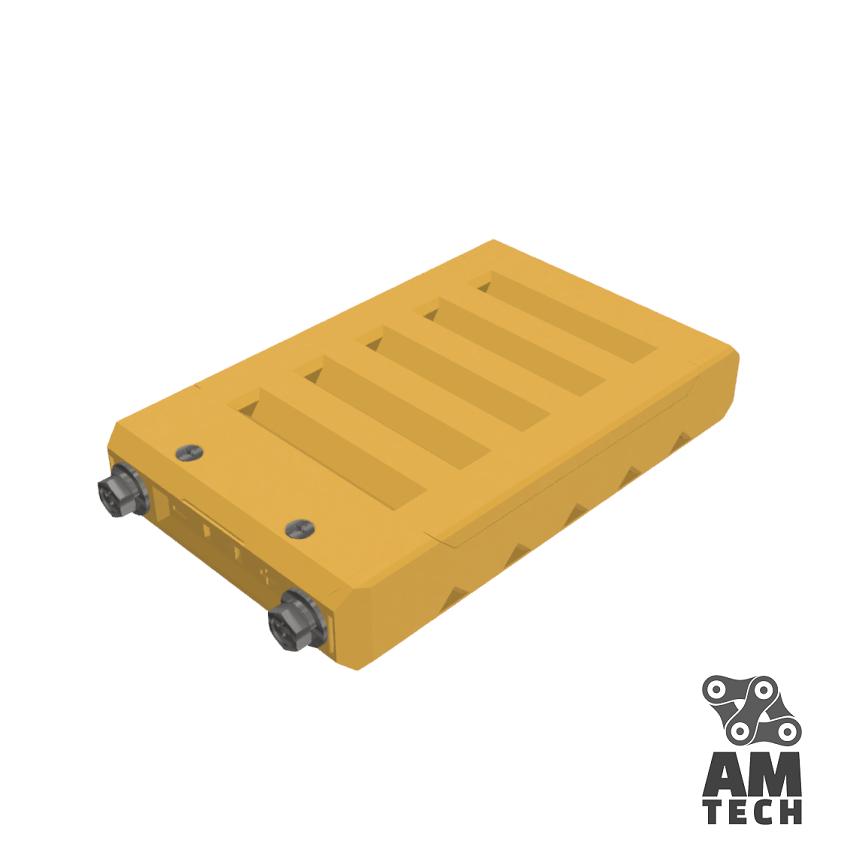18650_closed.png Télécharger fichier STL gratuit NESE, le module V2 sans soudure 18650 (FERMÉ) • Objet pour imprimante 3D, 18650