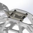 Télécharger modèle 3D gratuit Antenne VTX et support GPS, Rafraf199