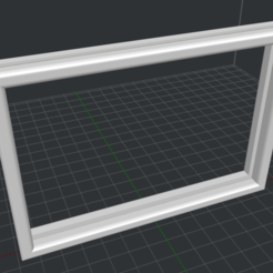 1.png Download STL file PHOTO FRAME • Design to 3D print, zak92