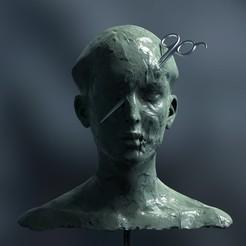 sa.85.jpg Télécharger fichier STL Indifférence • Plan pour imprimante 3D, kx_sculptor
