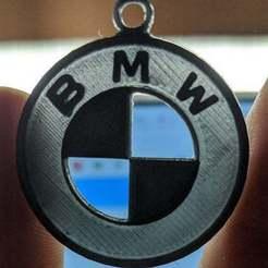 IMG_20200913_010132.jpg Télécharger fichier STL gratuit Porte-clés BMW • Plan à imprimer en 3D, LiveFromNewYawk