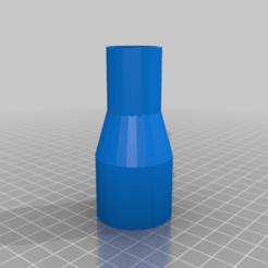 Makita_Vacuum_Adaptor.png Télécharger fichier STL gratuit Adaptateur pour aspirateur Makita Sander • Design pour imprimante 3D, LiveFromNewYawk