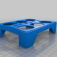 Download free STL file Egg Tray • 3D printable model, OrnjCreate