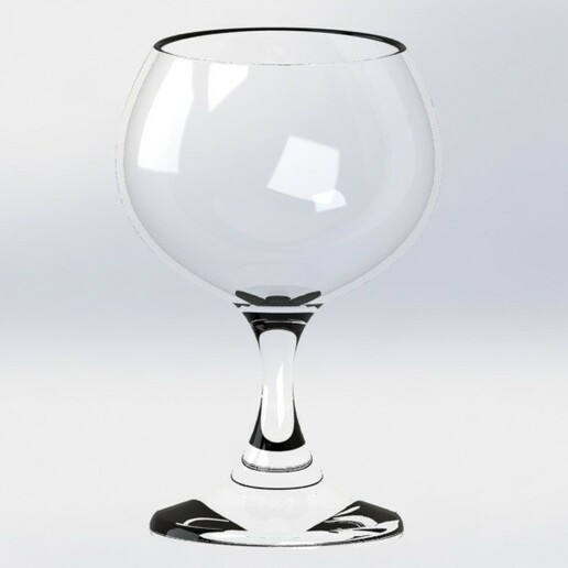 taça 2.jpg Download STL file Cup wine • 3D printable model, yanchernhak