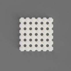 Download STL Metamaterial sheet, ameyad8