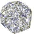 Télécharger fichier STL gratuit Polyèdre • Plan imprimable en 3D, Tanerxun