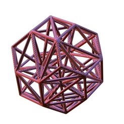 polyhedron_graph2.jpg Download free STL file Polyhedron • 3D print model, Tanerxun