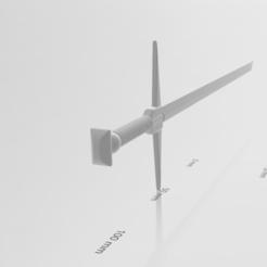 Capture.PNG Télécharger fichier STL gratuit épée • Objet pour imprimante 3D, Dillon1710