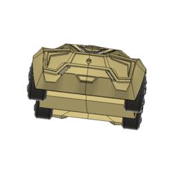 Download free STL Lykan hypersport , Dillon1710