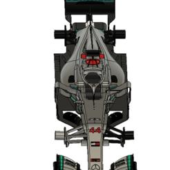 Download free STL file F1 car  • 3D printable template, Dillon1710